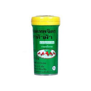 Тайские шарики Я Хом от тошноты