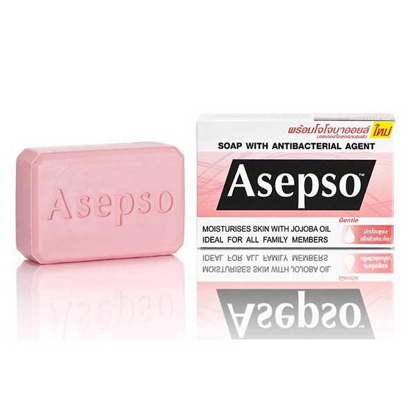 Увлажняющее мыло Asepso