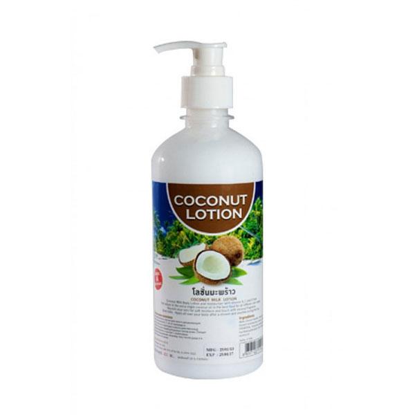 Кокосовый лосьон от Banna