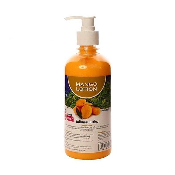 Лосьон с манго от Banna