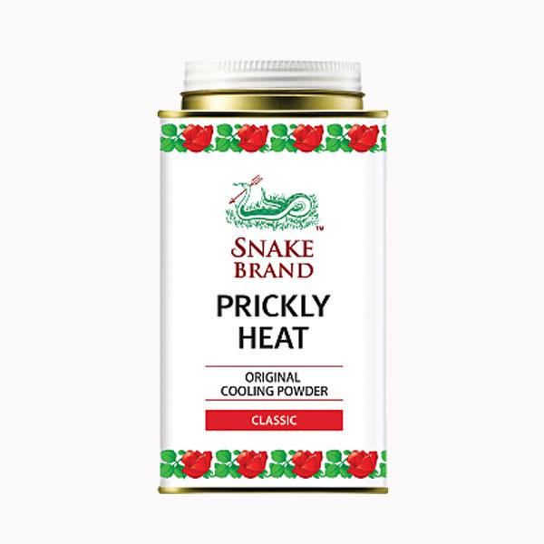 Охлаждаяющая тайская пудра Snake Brand классический аромат