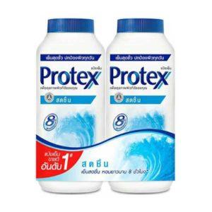Тальк для мужчин освежающий Протекс