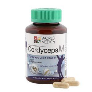 Таблетки для мужчин с кордицепсом Кхаолаор
