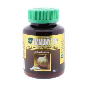 Аллицин (Экстракт Чеснока) Immunytop Khaolaor 100 шт