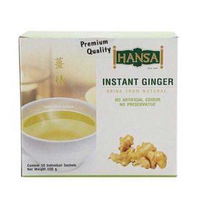 Имбирный Чай Khaolaor Растворимый В Пакетиках 10 Шт